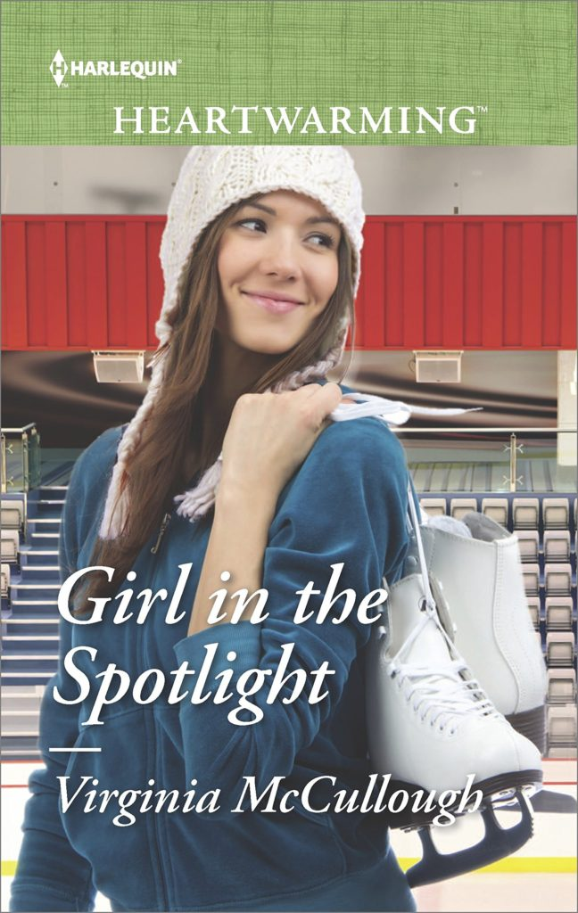 Book Cover: Girl in the Spotlight