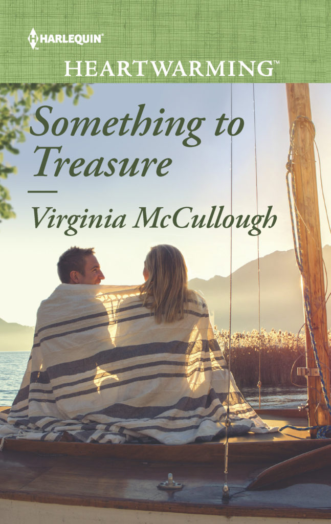 Book Cover: Something to Treasure