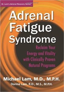 Book Cover: Adrenal Fatigue Syndrome