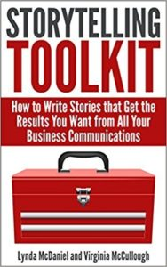 Book Cover: Storytelling Toolkit