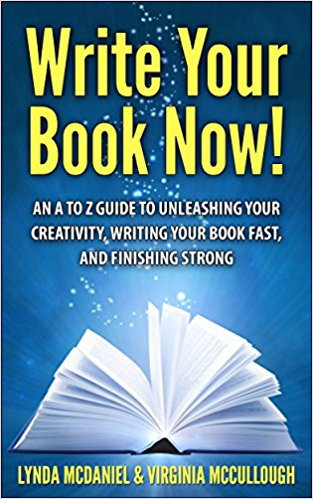 Book Cover: Write Your Book Now