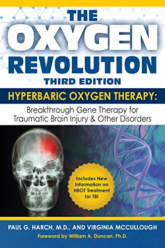 Book Cover: The Oxygen Revolution (Third Edition)