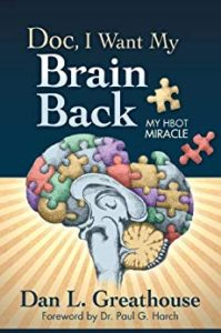 Book Cover: Doc, I Want My Brain Back